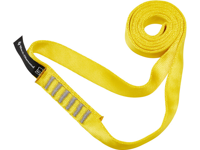 Black Diamond Nylon Sangle 18mm / 60cm, yellow